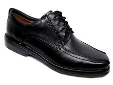 Clarks Unstructured Un Kenneth Oxford Dress Shoes Mens Black WIDE