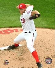 Stephen Strasburg Washington Nationals 2017 MLB Action Photo UB116 (Select Size)