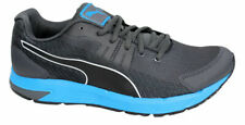 Puma Sequence V2 Black Blue Mens Lace Up Trainers 188531 02 D69