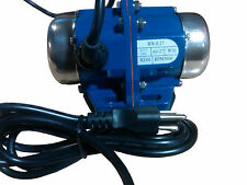 Variable Speed Vibration Motor - Blue
