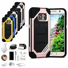 Shockproof TPU Case Cover Wireless Earphones Accessory Kit For Samsung Galaxy