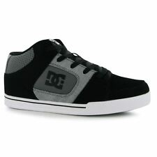 DC Mens Patrol Skate Shoes Trainers Lace Up Sneakers Panelled Construction