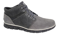 Timberland Half Cab Grey Mens Lace Up Leather Suede Boots A14O7 D53