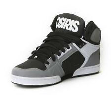 OSIRIS Skateboard Shoes NYC 83 GREY/WHITE/BLACK