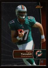 RYAN TANNEHILL MINT MIAMI DOLPHINS ROOKIE CARD RC SP 2012 TOPPS FINEST 135