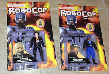RoboCop The Series - Pick Pudface or Stan Parks SkyVision Toy Island 1994 MOC
