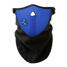 MOTORCYCLE BIKE BICYCLE SKI SNOWBOARD FISHING NECK WARM HALF FACE MASK 3 COLOR