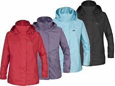 Trespass Ladies Nana 3in1 Jacket Coat Waterproof with Detachable Fleece