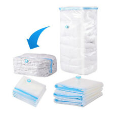 Storage Bag Large Space Saver Saving Storage Vacuum Seal Compressed Organizer HT