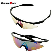 X100 Outdoor Tactical Windproof Protective Shooting Goggle Sunglasses Hunting
