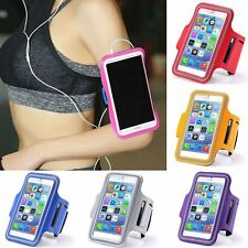 For iPhone 6 6s Plus Sport Gym Armband Phone Case Running Jogging Cover Holder