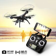 Syma X5SW 6-axis Gyro 4CH FPV RC Quadcopter Drone UFO With 2MP HD WiFi Camera