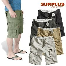 Surplus Men Shorts Troopers Bermuda Cargo Shorts Cargo trousers Shorts Mens NEW