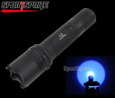 IR&Blue&Green&Red&Xenon Lamp&White Light Super Flashlight For Warning Camping