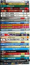 VARIOUS DVDS.CLASSIC COMEDY.SOLD INDIVIDUALLY.REGION 2 DVDS.FREE UK P&P