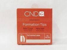 CND Creative Nail Design Tips FORMATION NATURAL Refill Variations ~ 50ct/pack~