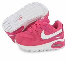 Nike Air Max Command Infants Comfort Sports Leather Girls Toddler Trainers Shoes