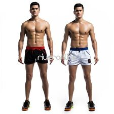 Men's Sports Gym Workout Exercise Mesh Shorts Athletic Pants Running Trunks S-XL