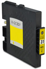 printer cartridges ink cartridge yellow compatible with Ricoh GC-31