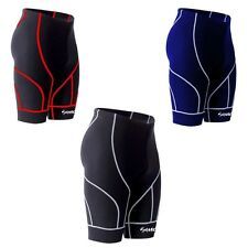 Zimco Pro Men 14 Panels Cycle Short Cycling Bike Bicycle Shorts Padded Black 144