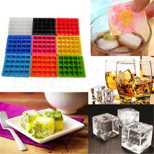 New 20-Cavity  Cube Ice Pudding Jelly Soap Maker Mold Mould Tray Silicone Tool
