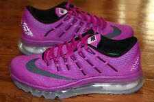 NEW Nike Women's Air Max 2016 Purple Running Shoes 806772-503 - Size 5