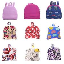 18'' Doll Accessories Bag Backpack Schoolbag for American Our Generation Girls