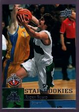 RICKY RUBIO WOLVES STAR ROOKIE CARD RC RARE SP 2009-10 UPPER DECK UD #237 SSP