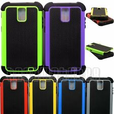 for samsung galaxy s2 duo case cover i929 hybrid rugged 3 triple layer
