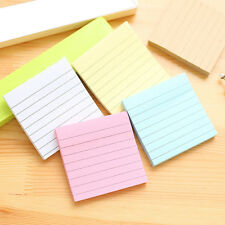 Thboxs Sticky Notes Notebook Memo Pad Bookmark Stationery Sticker Notepad