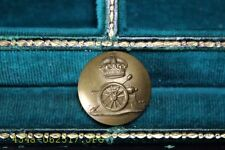 Antique British Military Button Royal Horse Artillery 22mm Smith & Wright Ltd.