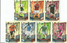 MATCH ATTAX SPL 12/13 100 HUNDRED CLUB CARDS PICK WHAT YOU NEED
