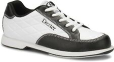 Dexter Groove III White/Black extra Width Women's Bowling Shoes