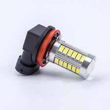 12W LED Light 5630 33SMD Super Bright Front Fog Lights Driving DRL Car Lamps New