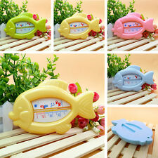 Baby Infant Shower Bath Tub Water Temperature Tester Toy Fish Shape Thermometer