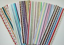 Assorted Sticky RIBBON Anita's for card making, scrap-booking, embellishing.