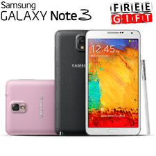 Samsung Galaxy Note 3 SM-N9005 16GB Unlocked Cell Phone 4G Android Smartphone EU