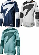 Shift Racing Mens 3lack Black Label Mainline MX Jersey