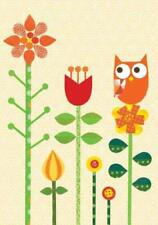 WISE RED OWL JOURNAL - CHRONICLE BOOKS (COR) - NEW PAPERBACK BOOK