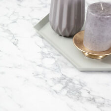 Calcutta Marble Laminate Kitchen Worktops 38mm, Marble Effect, Edging Included