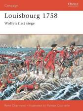 LOUISBOURG 1758 - CHARTRAND, RENE - NEW PAPERBACK BOOK