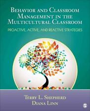BEHAVIOR AND CLASSROOM MANAGEMENT IN THE MULTICULTURAL CLASSROOM - SHEPHERD, TER