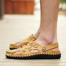Mens Summer Casual Hollow Out Breathable Sandals Beach Walking Shoes Stylish New