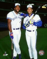 Joe Carter & Roberto Alomar Toronto Blue Jays MLB Photo UG028 (Select Size)