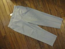 New! Alfred Dunner Gray Heather Dress Pants    $48.00