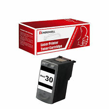 Remanufactured PG-30 Black Ink Cartridge for Canon PIXMA iP1800