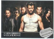 X MEN  / WOLVERINE      MOVIE  / MOVIES   VARIOUS BASIC / BASE SETS     CHOOSE