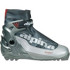 NEW ALPINA S COMBI 5039-1 CROSS COUNTRY NNN SKI BOOTS - 40, 42