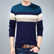 Stylish Men's Cardigan Jacket Jumper Knit Pullover Long Sleeve Coat Sweater Tops