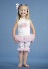 Mud Pie Baby BUNNY TUNIC AND LEGGING SET 176058 Cottontail Collection